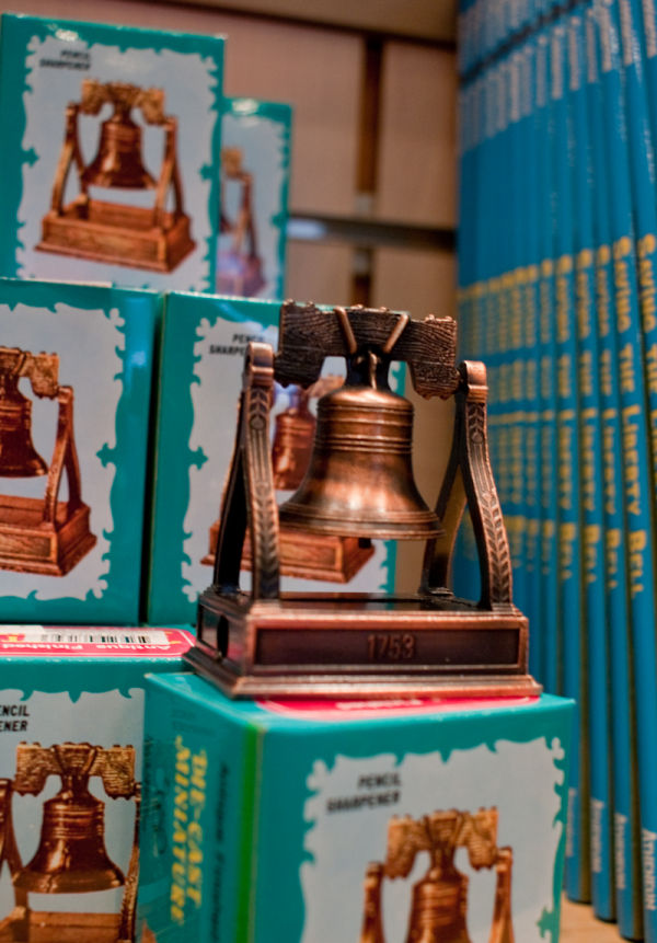 liberty bell toy