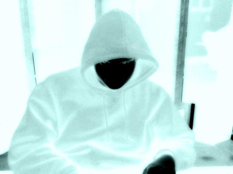 xray man hood negative