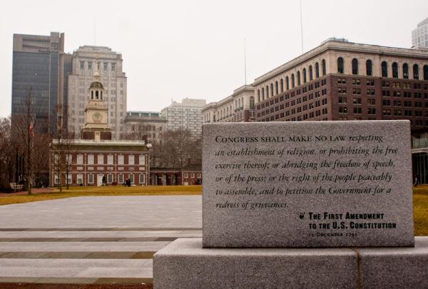 Philadelphia PA court amendment