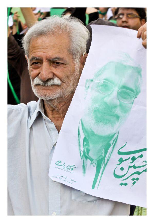 My VOTE was stolen! I am Iranian.