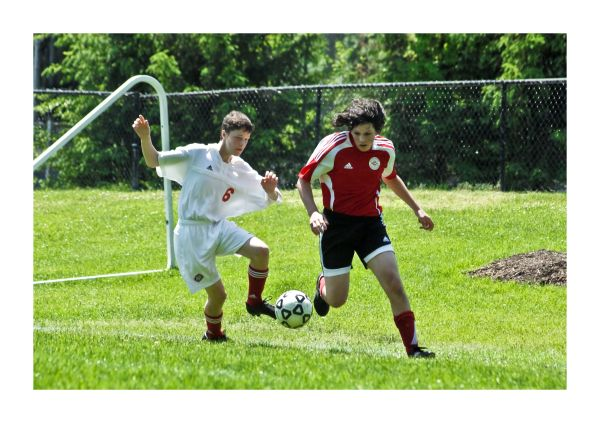 ball, football, grass, green, soccer, sport
