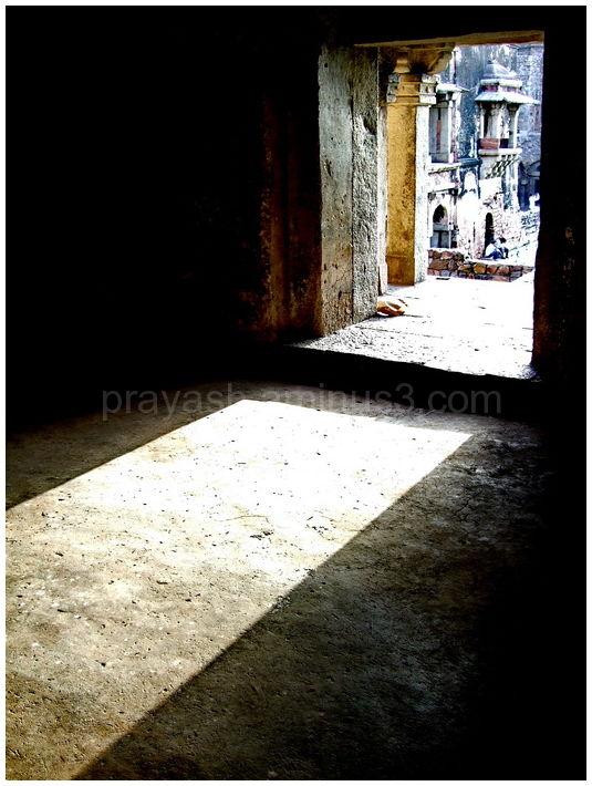 at hauz khas, delhi