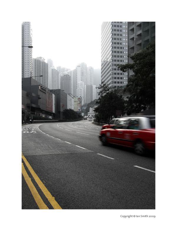 Taxi Hong Kong Island