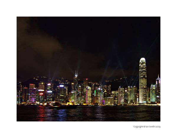 Symphony of Light Show, Hong Kong