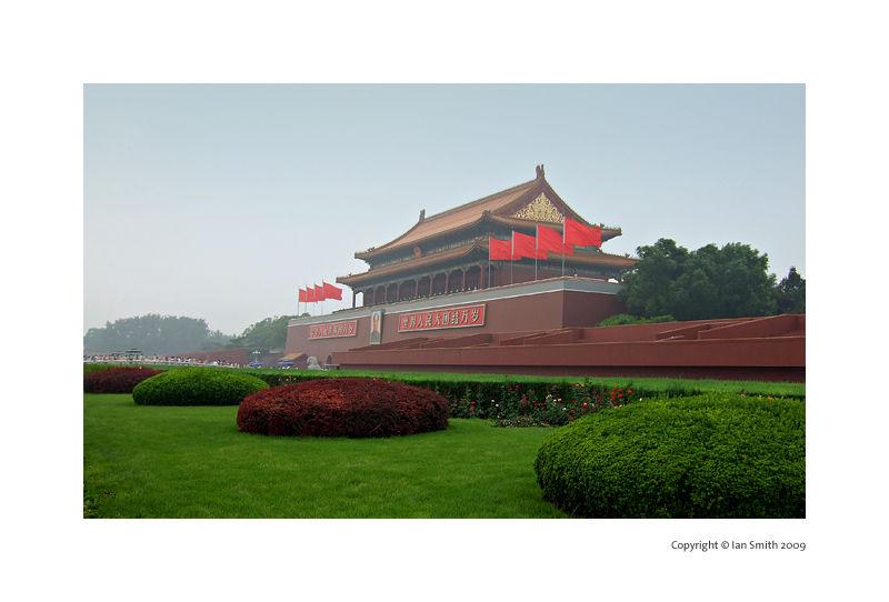 Tianamen, Beijing