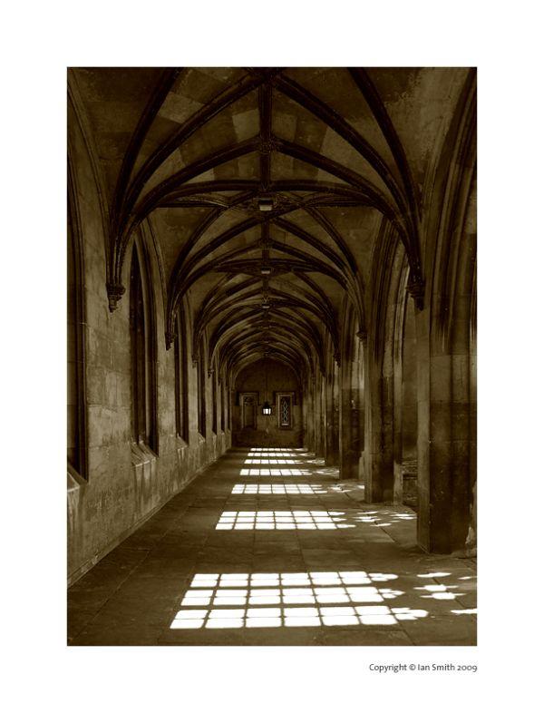 New Court - St John's College, Cambridge