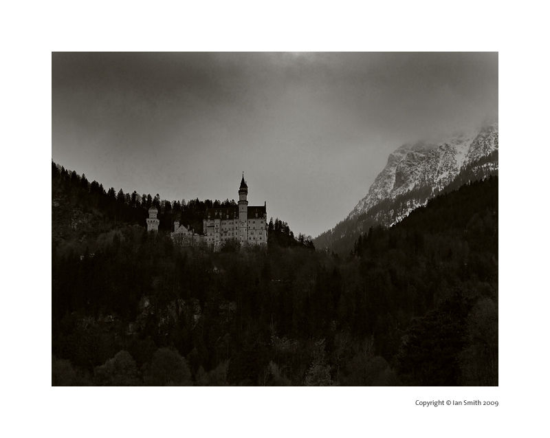 Neuschwanstein Castle, Bavarian Alps