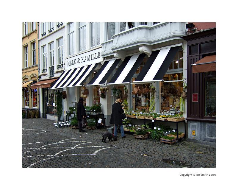 Dille & Kamille, Bruges, Belgium