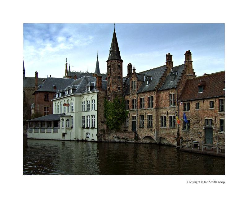 Rozenhoedkaai, Bruges