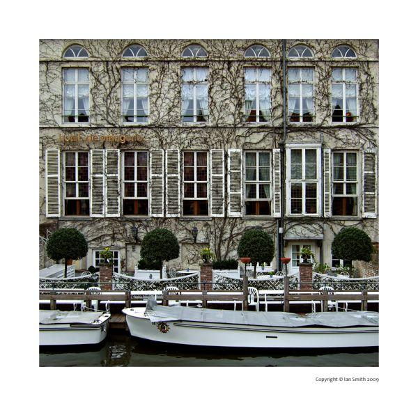Hotel de Orangerie, Bruges
