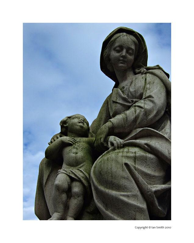 Sculpture, Bruges