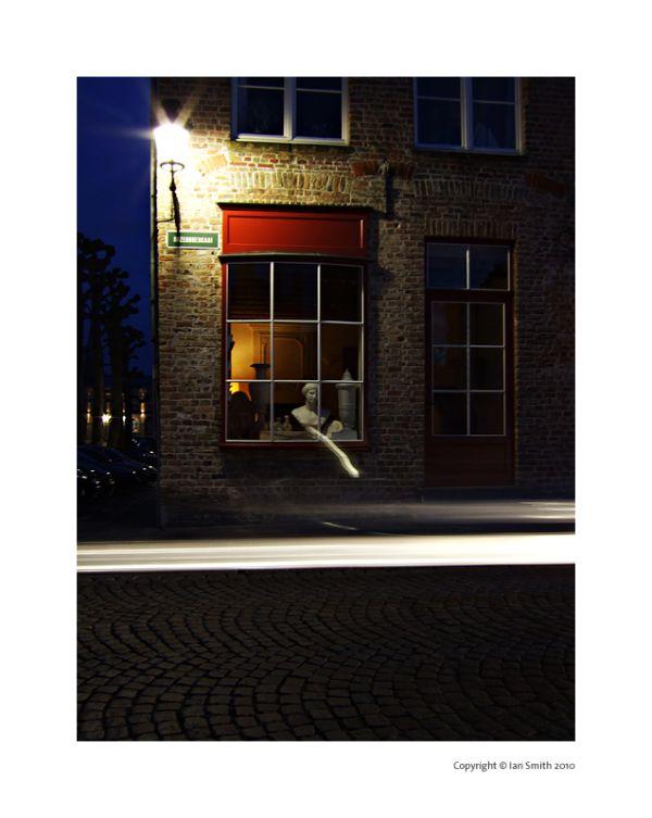 Shop Window, Dijver, Bruges