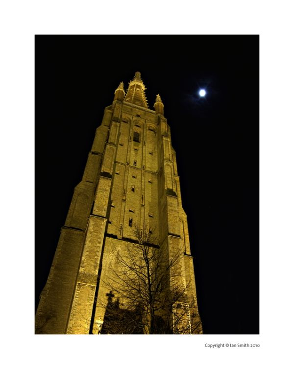 Church of Our Lady, Moon, Bruges