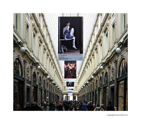 Royal Galleries of Saint-Hubert, Brussels, Belgium