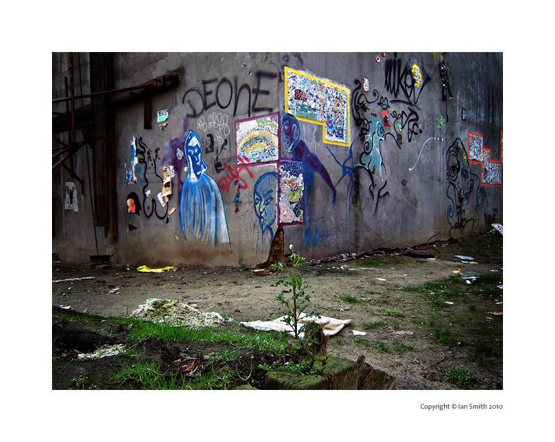 Grafitti, Brussels, Belgium