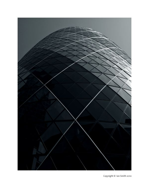 Swiss Re Building, The Gherkin, London