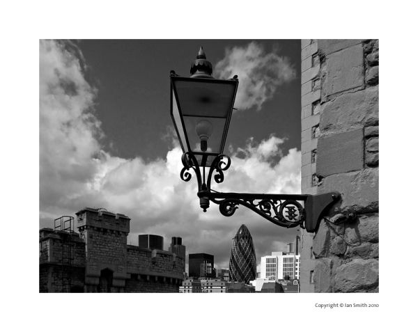 Lantern and The City of London