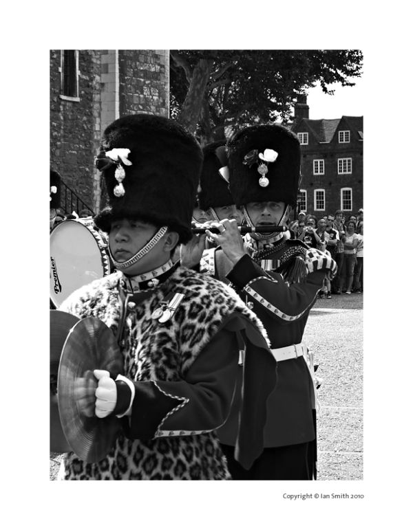 Marching Band, Tower of London