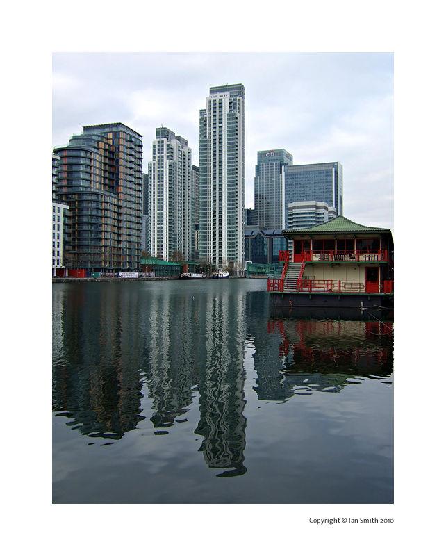 Docklands, Millwall Inner Dock, Lotus Restaurant