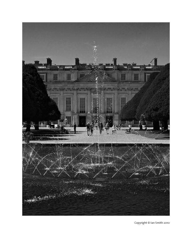 Foutnain, Hampton Court Palace