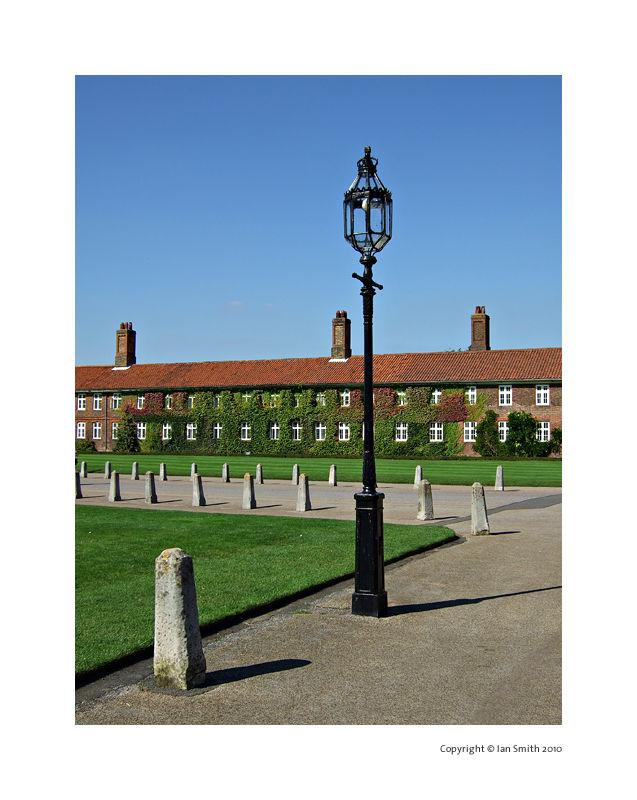 Entrance, Hampton Court Palace