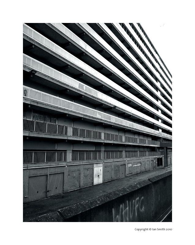 Heygate Estate, London