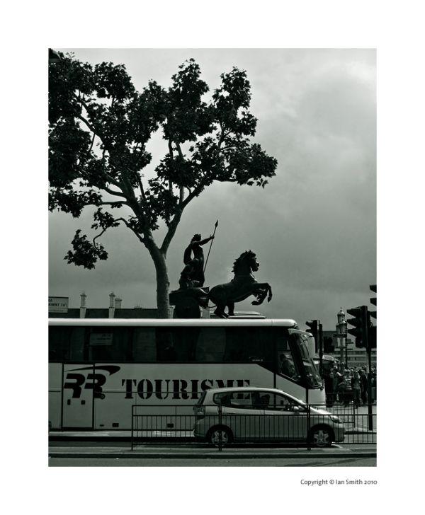 Tourisme Chariot!