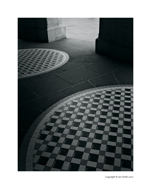Flooring, The Strand, London