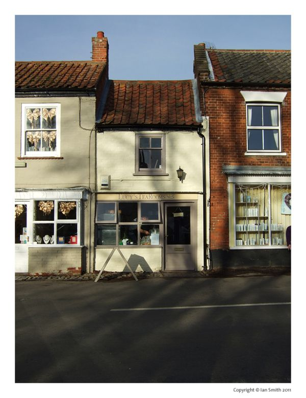 Cafe, Burnham Market, Norfolk