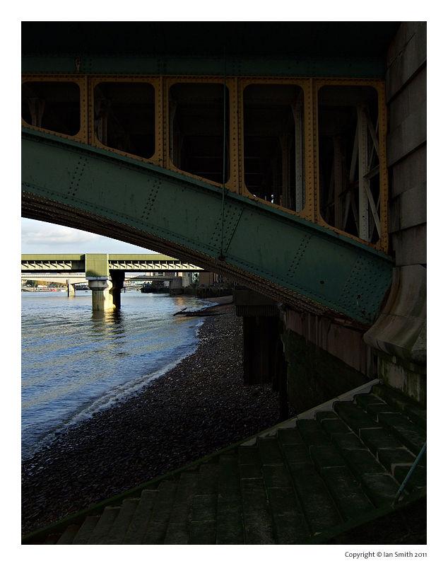 Southwark Bridge, London