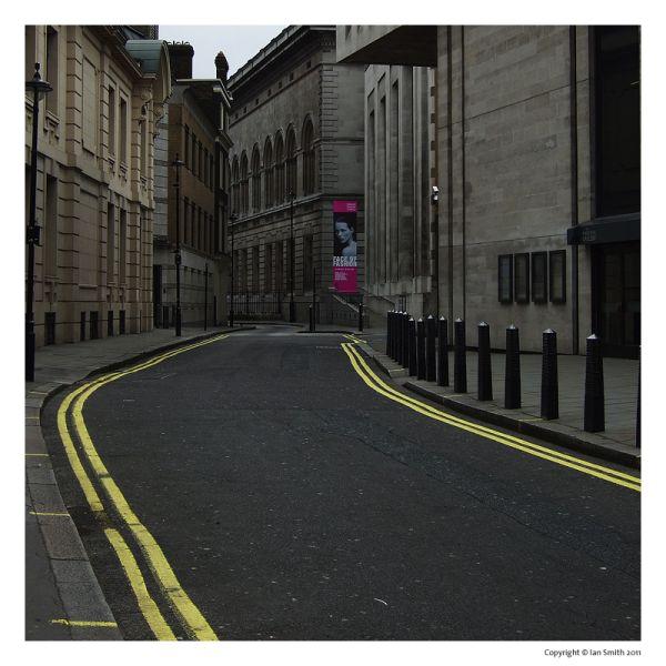 Orange Street, London