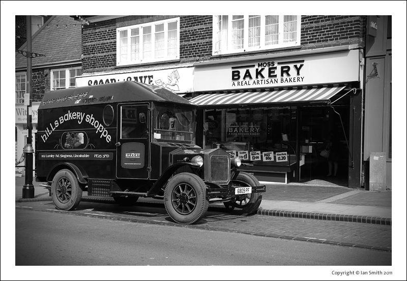 Moss Bakery, Hunstanton