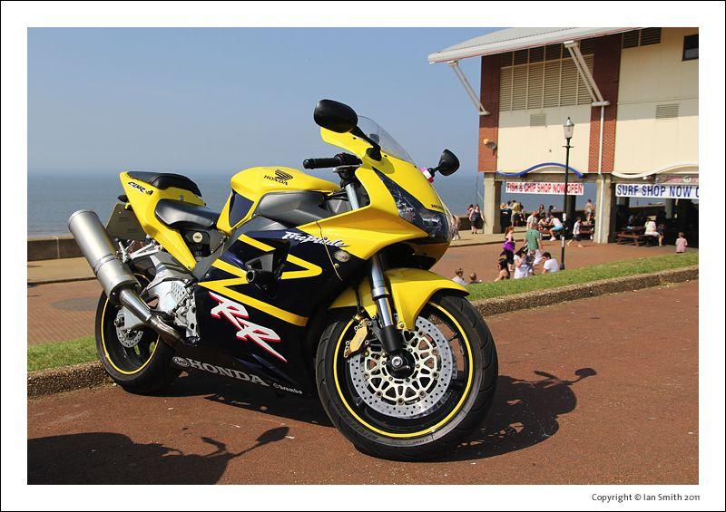 Hunstanton Bikes - Honda Fireblade