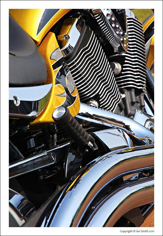 Hunstanton Bikes - Victory Vegas Jackpot