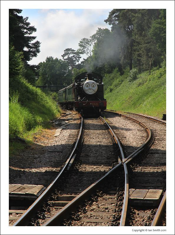Steam Train Ride Spa Valley Tunbridge Wells