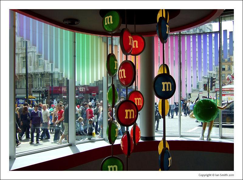 Inside M&M's World