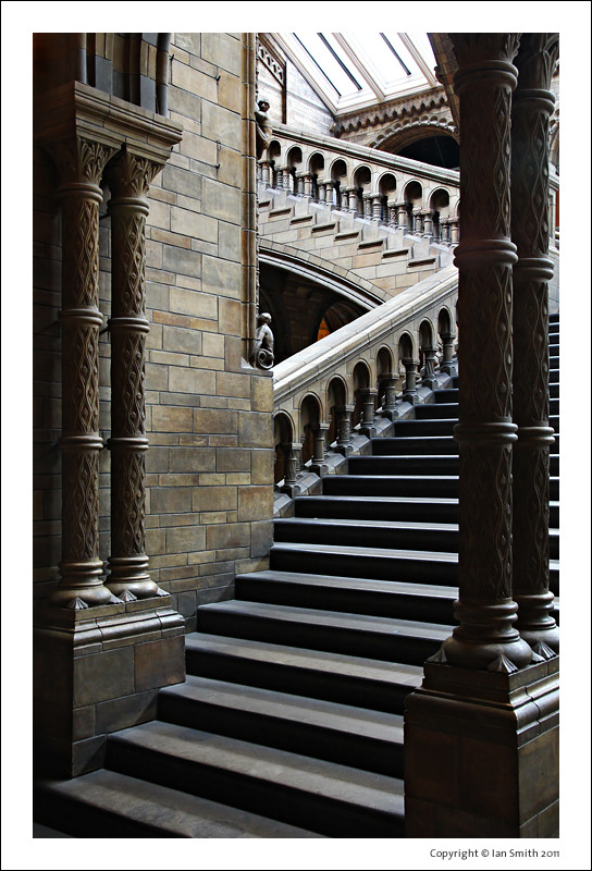Architecture of the Natural History Museum, London