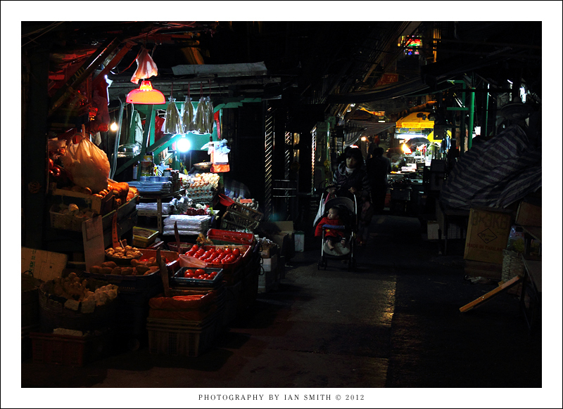 night shopping on graham street