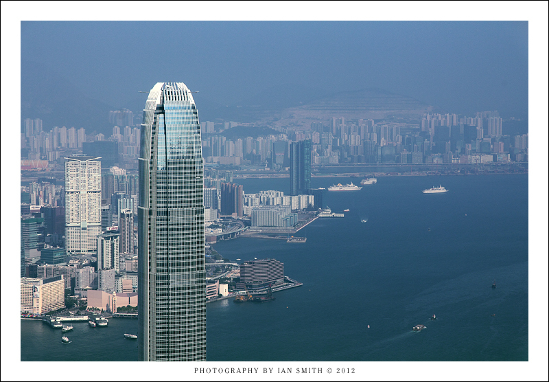 2IFC and Victoria Harbour