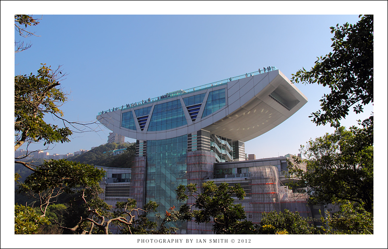 The Peak Tower, Hong Kong