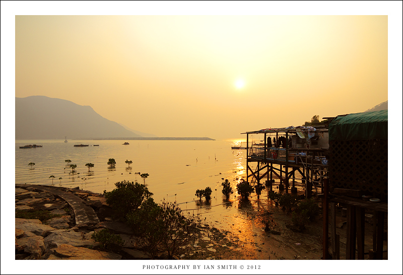 Sunset Tai O