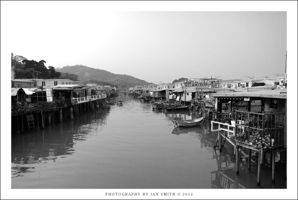 Stilt homes of Tai O, Hong Kong