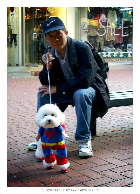 Superdog in Yuen Long