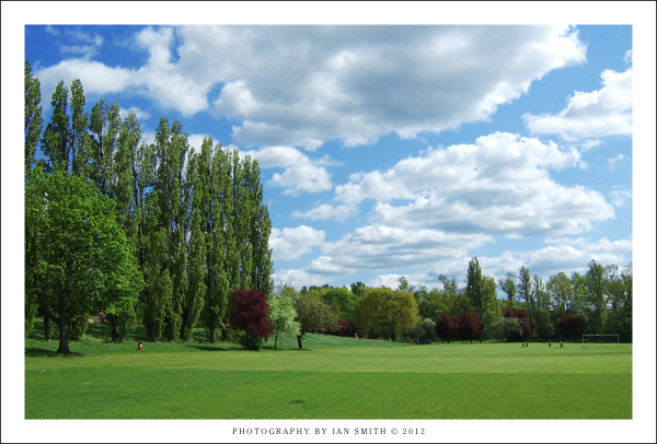Chinbrook Park, London