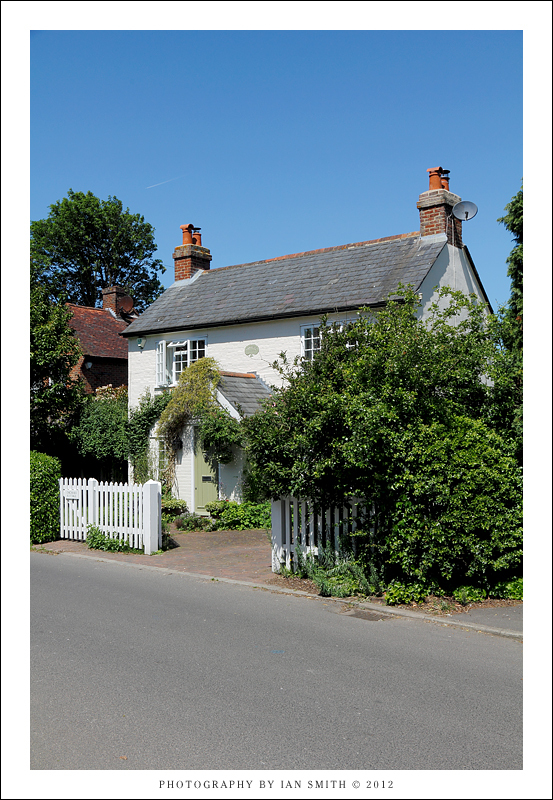 Orchard Cottage in Shoreham Village