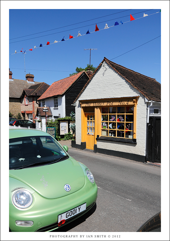 The Honey Pot cafe in Shoreham, Kent
