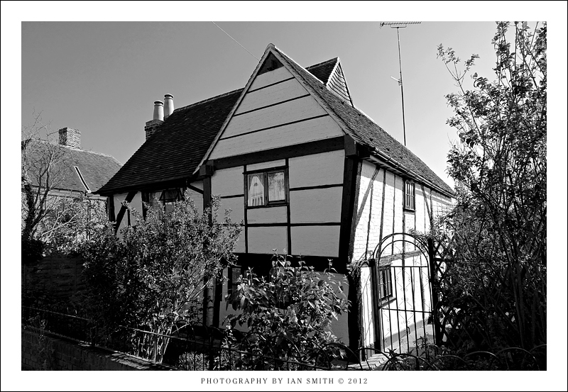 An old house in Eynsford, Kent
