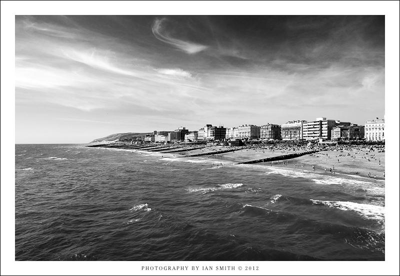Eastbourne Beach 2012