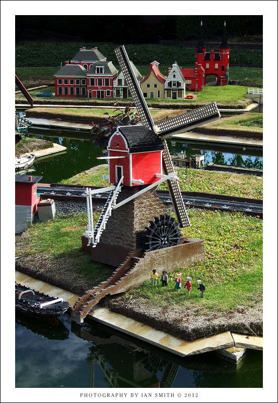 Windmill at Legoland Windsor