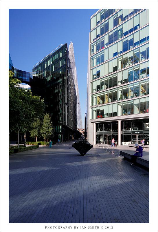 Buildings of More London Riverside